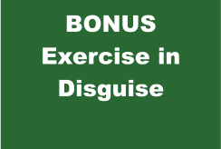 BONUS Exercise in Disguise