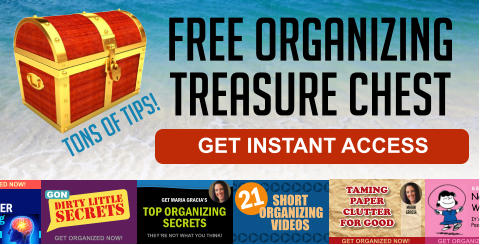 Tons of Tips! GET INSTANT ACCESS FREE ORGANIZING TREASURE CHEST